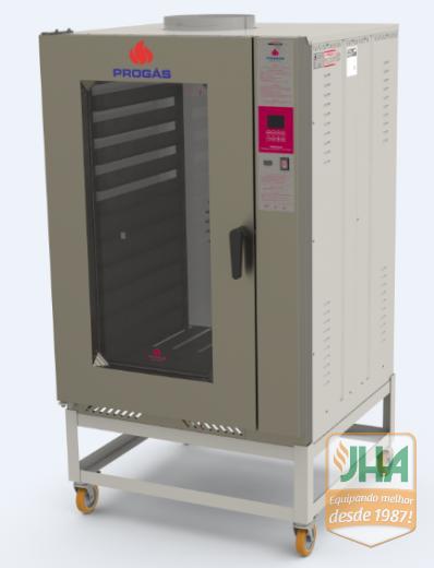 O forno turbo a gás PRP-8000ST da Progás garante praticidade e eficiência!