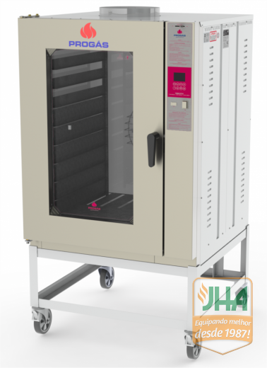 O forno turbo elétricos da Progás garantem economia e sustentabilidade ao seu negócio!