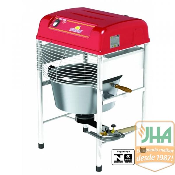 Muito utilizado para produção de variados tipo de massas, assim sendo um importante equipamento para sua cozinha industrial