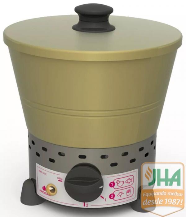 Ideal para o seu dia a dia, prático e compacto, para qualquer tipo de fritura com baixo consumo de energia.