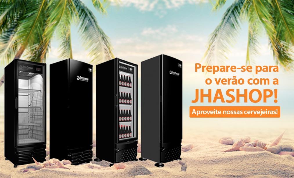 Se prepare para o verão com a JHASHOP!